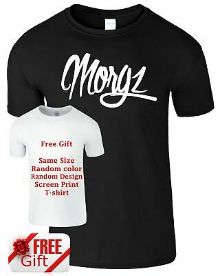 Morgz Mens T Shirt Inspired Gaming Gamer Youtuber Youtube Random Color Gift Tee