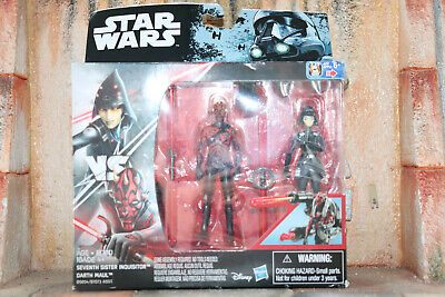 Seventh Sister With Darth Maul Star Wars The Rogue One Collection 2016
