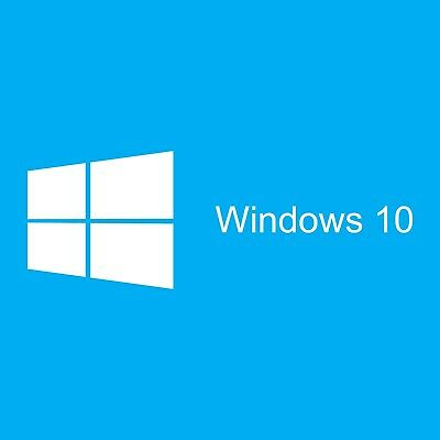 KEY MICROSOFT WINDOWS 10 PRO PROFESSIONAL 32 / 64 BIT  Licenza OEM