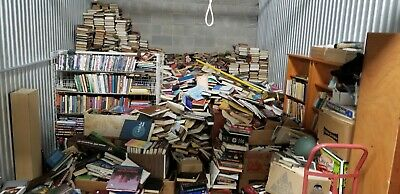Huge Book Lot! Thousands of Books for Sale