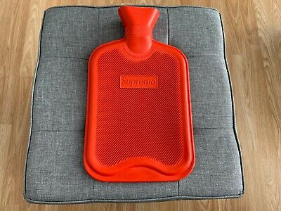 Supreme - Hot Water Bottle Red Fall Winter FW16 2016