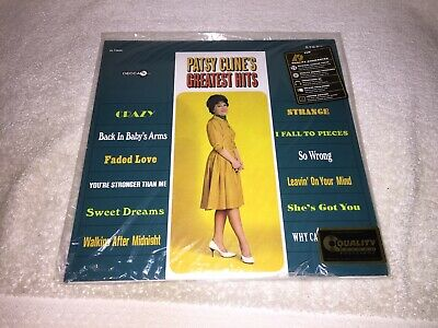Patsy Cline's Greatest Hits 200g 45rpm Analogue Productions Sealed