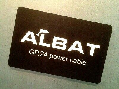ALBAT GP24 Power Cable Card (used)