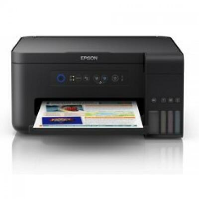 Multifuncion epson inyeccion color ecotank et-2700 a4/ 33ppm/ wifi/ c C11CG24402