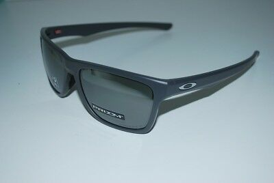 e39af7d82f4 Oakley Holston Sunglasses OO9334-1158 Matte Dark Gray Prizm Black Polarized  NEW