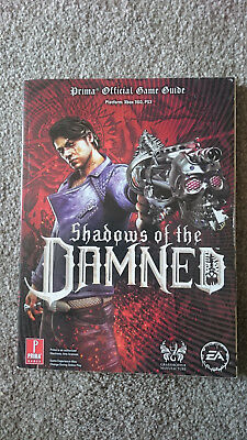 Shadows of the Damned Strategy Guide - PlayStation 3/Xbox 360 - English