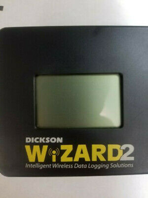 Dickson Wireless Temperature Data Logger WT350 - 15337240 Brand New Wizard2