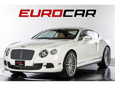 "2012 Bentley Continental GT W12 2012 Bentley Continental GT W12  CARBON EXTERIOR PACK, NEW 22"" WHEELS Automatic"