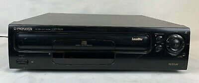 Vintage Pioneer CLD-S104 Laserdisc CD Player No Remote Tested EB-1238