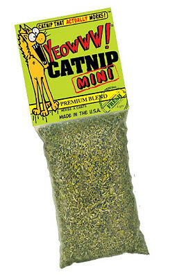 Yeowww Catnip 1 Oz Bag Pure Treat Duckyworld Organic In The Usa