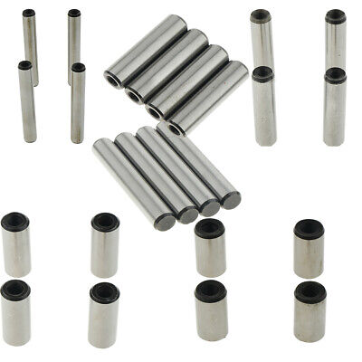 4pcs Dowel Pin Pegs Cabinet Furniture Shelf Pins Fasten Elements Silver