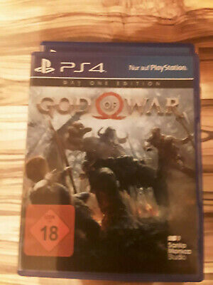 God Of War (Sony PlayStation 4, 2018) PS4 GOW