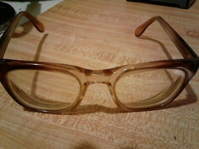 VINTAGE-Eyeglasses for MEN.Take the prescription lens out AND PUT YOURS IN. RARE