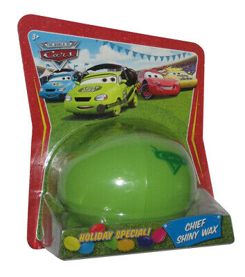 Disney Pixar Cars Easter Egg Chief Spare O Mint Holiday Special