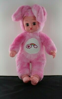 Super Cute Doll Lena Sing  Play Plush Toy for Baby& Flappy Ear by Press the Leg