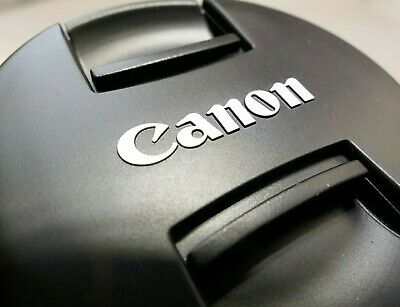 Canon E-52 II 52mm Snap-on Front Lens Cap 52mm for EF 40mm f2.8 STM EF-M 18-55mm