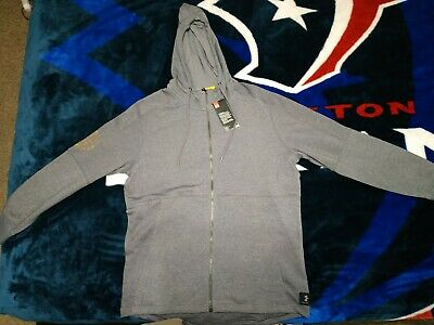 79545871b7875e NWT Under Armour UA x Project Rock Hawaii USA Men s Hoodie Size  SMALL