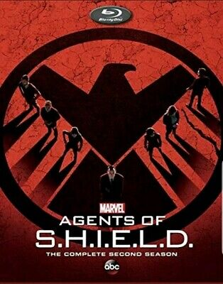 Marvel's Agents of S.H.I.E.L.D. Season 2 [Blu-ray][w/Slip Cover][Second] SHIELD