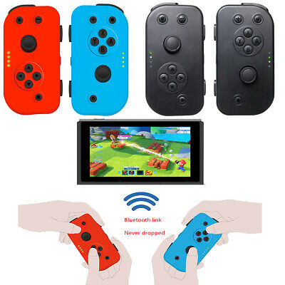 L & R Gaming Controller Replacement Joy-Con Gamepad for Nintendo Switch Console
