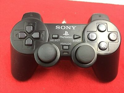 Sony - Playstation 2 - DualShock Controller -  For PS2 - Genuine - Original -(7)