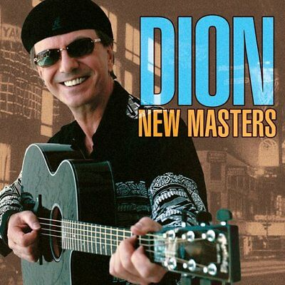 Dion: New Masters NEW CD
