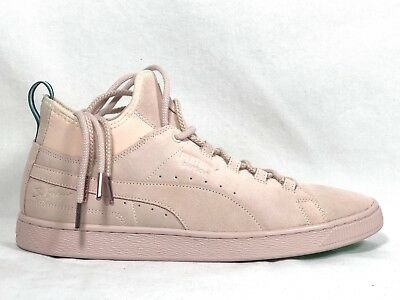 new product ceb38 6e6c5 PUMA SUEDE BIG Sean Mid - NIB Mens Sz 13 36625201 NEW DS Beige/Khaki