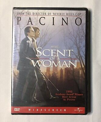 o272o Scent of a Woman (DVD, 1998, Widescreen) Al Pacino, Chris O'Donnell, New