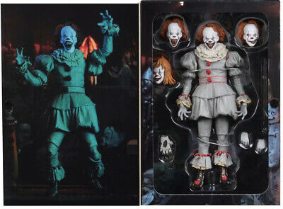 IT (2017) Ultimate Well House Pennywise Action Figure NECA