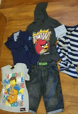 Boys Clothes Bundle Age 10-11 Years