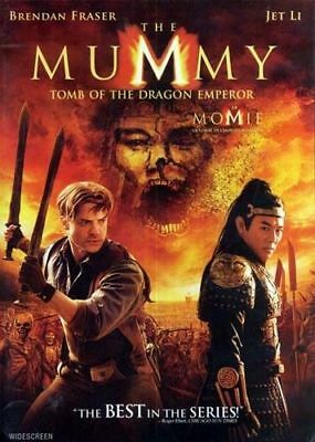 The Mummy - Tomb of the Dragon Emperor (Widescreen Brand New DVD)