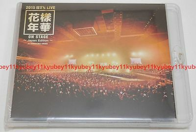 New 2015 BTS Live Kayo Nenka In the Mood for Love on stage Japan Edition Blu-ray