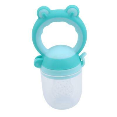 Fresh Food Fruit Feeder Baby Feeding Pacifier Dummy Weaning Nipple Soother T