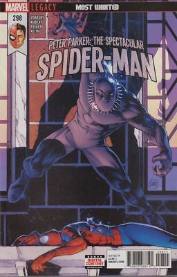 Peter Parker: The Spectacular Spider-Man #298  Marvel Comics Cover A 1st print