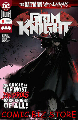 Batman Who Laughs The Grim Knight #1 (2019) 1St Printing Risso Main Cvr ($4.99)