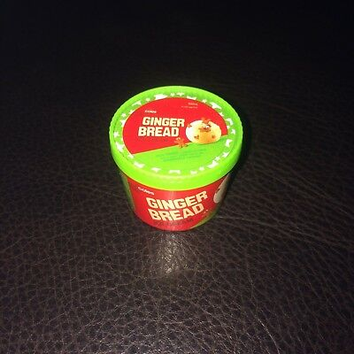 Coles Little Shop Mini Collectables<<<>>>Christmas Edition Gingerbread Ice Cream