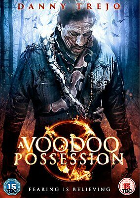A Voodoo Possession Dvd*** New & Sealed***very Strong Gore, 18 Cert !!!