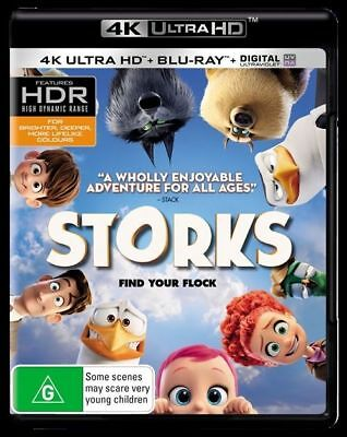 Storks 4K Ultra HD : NEW UHD Blu-Ray
