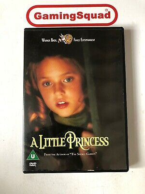 A Little Princess DVD, Supplied by Gaming Squad