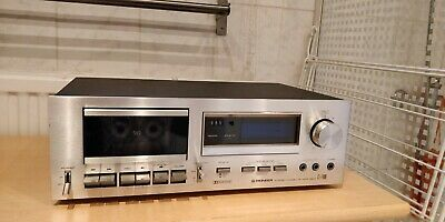Pioneer CT-F600 Stereo Cassette Tape Deck (1979-80)
