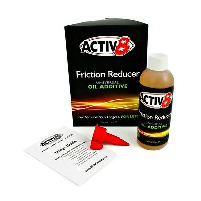 125ml ACTIV8 Oil Additive for Engine & Gearbox Lexmoto Ajs Wk