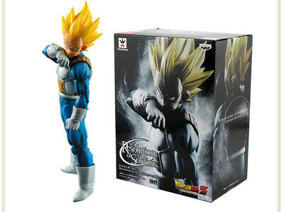18cm One piece Dragon Ball Z Vegeta Action Figure PVC Collection Model toys