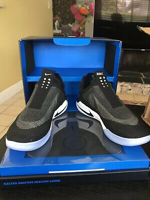 45eee04e0c70 NIKE ADAPT BB Black Pure Platinum Sneaker w  US Charger -  500.00 ...
