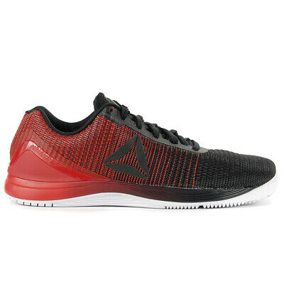 07097889aa6ff3 New Reebok CrossFit Nano 7.0 Weave Shoes Red Black training gym 8 9 9.5 10  10.5