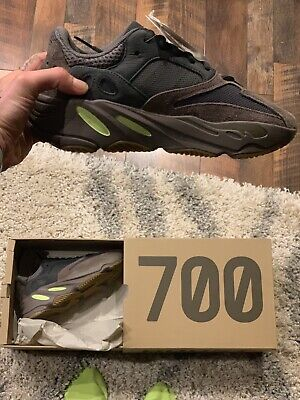 5728ba80f59 Yeezy Boost 700 Mauve Size 7 Wave Runner 100% Authentic Adidas Kanye West  2018