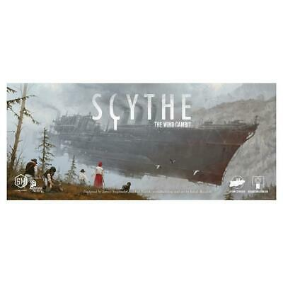 Scythe The Wind Gambit Historical Strategy Expansion Board Game Stonemaier Games
