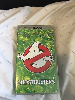 Ghostbusters Movie Umd Video For Psp