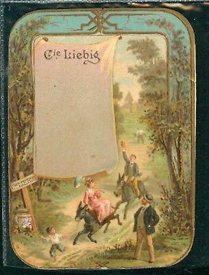 LIEBIG  : S_T03 : 'Leisure Pursuits I 1887 G