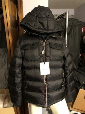 d56ccf831d5 Moncler Demar Men s Quilted Jacket w  Down feather Fill Small medium Sz 2