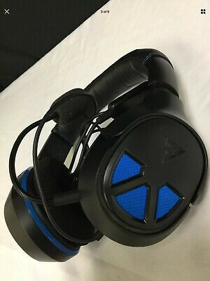 Turtle Beach Ear Force Recon 150 Wired Gaming Headset - Black / Blue