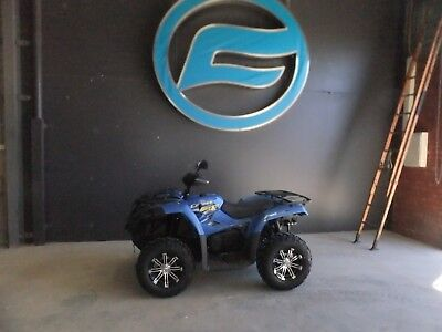 CF MOTO X400LE (Free front bar & skid plate) Not a Polaris